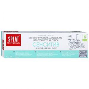 Зубная паста SPLAT Professional 100 мл Сенситив