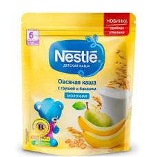 Каша Нестле 220 гр Молочная овсяная груша/банан