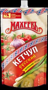 Кетчуп Махеев Русский д/п 260 гр.