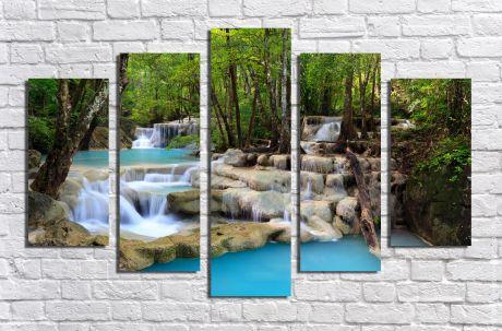 Модульная картина Пейзажи и природа 36
