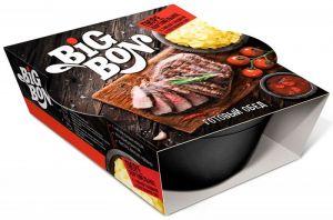"""ЛБП """"BIG BON"""" с туш. гов. зелен и прян 110гр."""