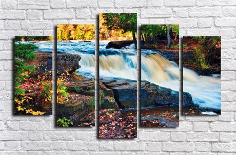 Модульная картина Пейзажи и природа 88