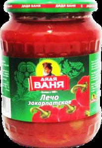 Лечо Закарпатское Дядя Ваня 680 гр