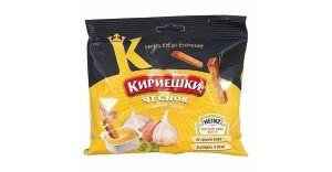 Завтрак сухой Решетки картофельные со вкусом холодца и хрена 60 г