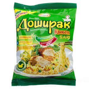 Лапша Квисти 2 Курица 70 гр
