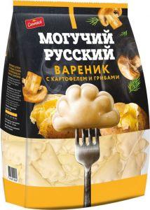 Вареники с картофелем 900 гр Сальников