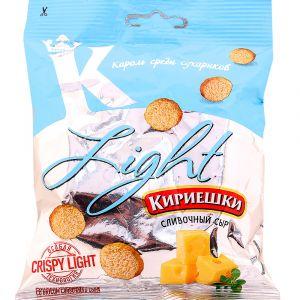 Кириешки Light Сыр 33г.