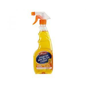 Жидкость д/мытья стекол Kingfisher Сочный апельсин 500 мл. (триггер)