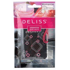 Ароматизатор саше д/автомобиля подвесной DELISS Comfort
