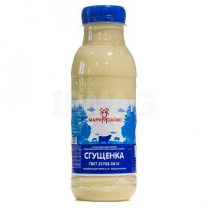Молокосодержащий продукт Молоко сгущеное 500 гр ПЭТ Маримолоко