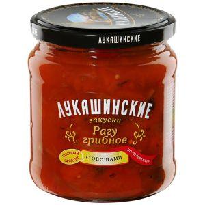 """Рагу овощное 450 гр по-домашнему """"Лукашинские"""""""