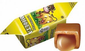 Конфеты Gream fudge на сливках ассорти 6 кг