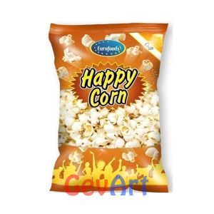 Попкорн Happy Corn 100 гр Соленый м/у