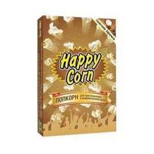 Попкорн Happy Corn 100 гр Карамельный м/у