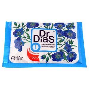 Каша льняная 18гр натуральная Dr,DiaS