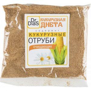 Отруби диетические Кукурузные очищающие 180гр Dr,DiaS