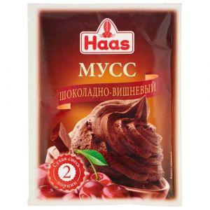 Мусс шоколадный HAAS, 65 г