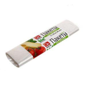 Пакеты для завтрака GRIFON 1л (17-28 см,8мкм) 80 шт в рулоне