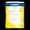 Terraco Sprayplaster BC Усиленная Полимером Базовая Штукатурка для Механизированного Нанесения 25кг