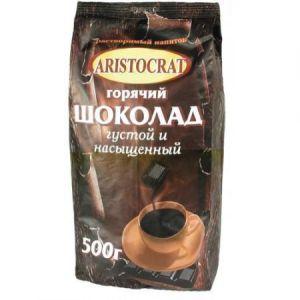 Горячий шоколад Aristockat густой и насыщ 500 гр
