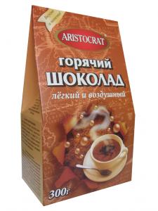 Горячий шоколад Aristockat Легкий и Воздушный 300 гр