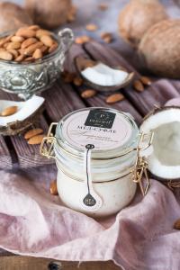 Мёд-суфле Амаретто с кокосом 30мл Peroni Honey (маленькая)