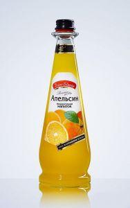 Лимонад Апельсин 0,5л San-Slavia /12