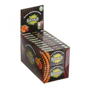 Жев. конфета Кислица 18 гр кола/мохито/вишня/персик