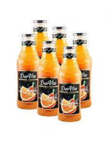 Нектар гранат-апельсин DarVita 1 л