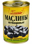 Маслины без косточки 280 мл ж/б (Барко)