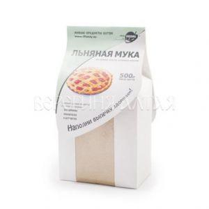 Печенье Лакомое льняное 500 гр (Волков)