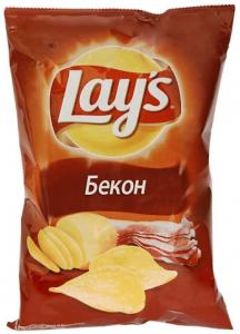 Лейз 80гр Бекон