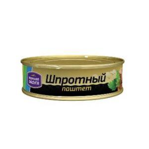 Паштет шпротный 160 гр
