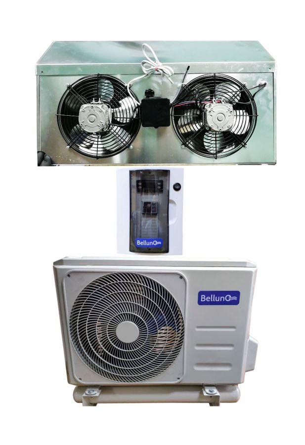 Холодильная сплит-система Belluna iP-1 для камер хранения шуб и меха