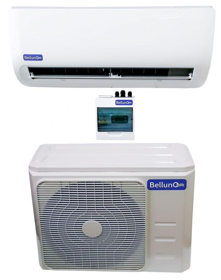 Холодильная сплит-система Belluna S115 W для камер хранения вина (с зимним комплектом)