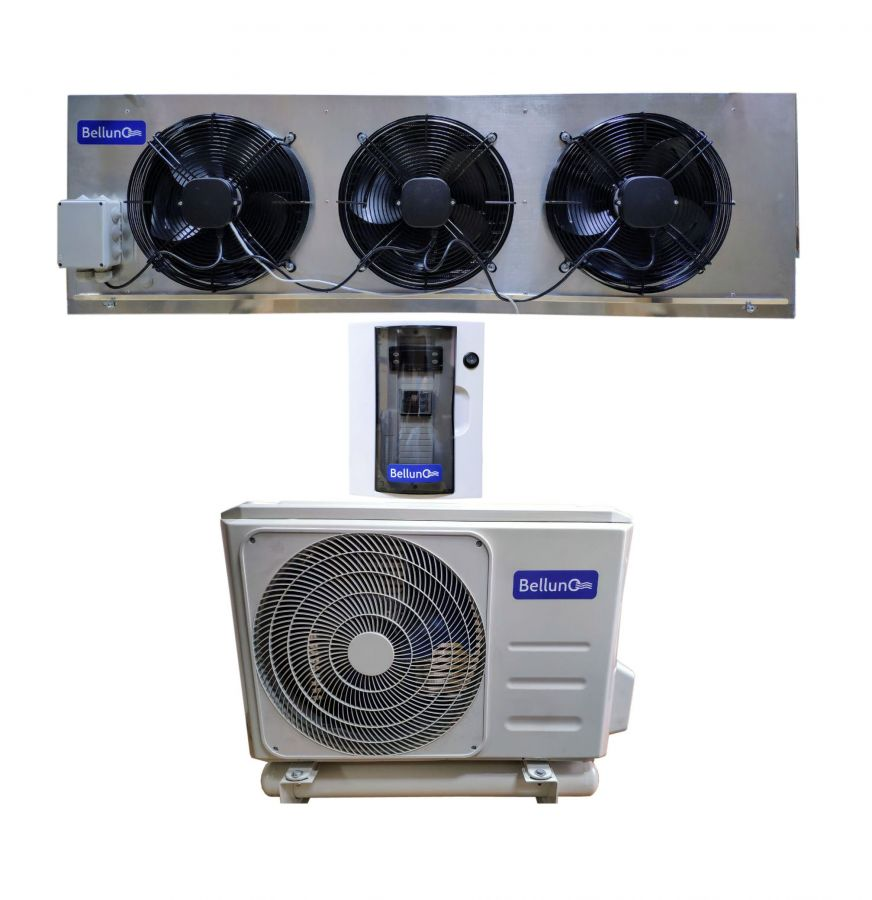Холодильная сплит-система Belluna iP-4 для камер созревания и хранения сыра