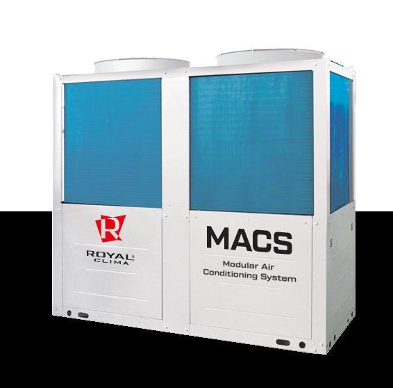 Чиллер Royal Clima MACS-O-M70H