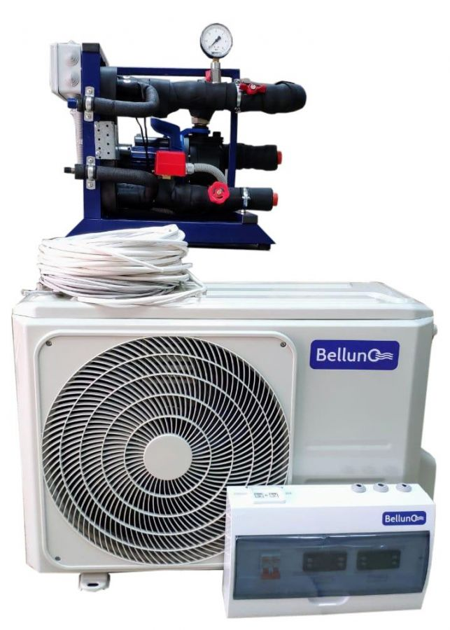 Чиллер Belluna X14