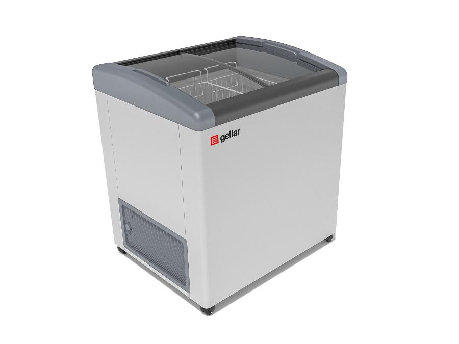 Морозильный ларь Frostor GELLAR FG 250 E/FG 200 E