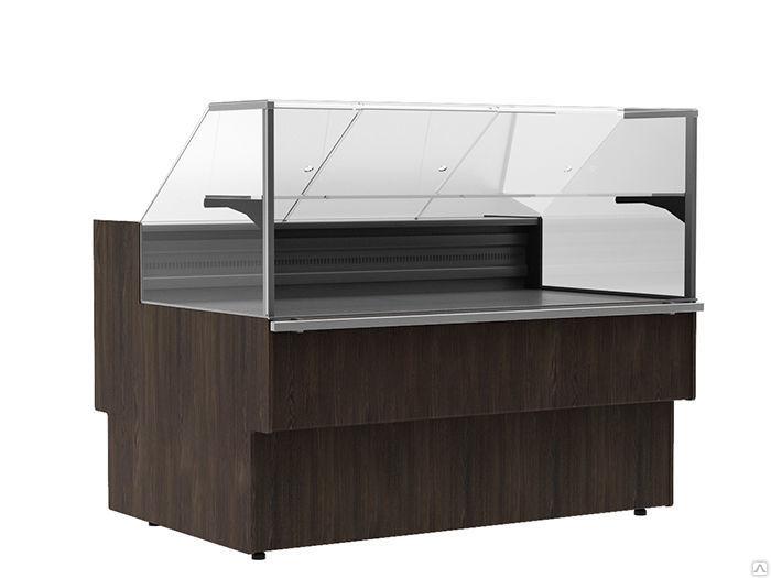 Холодильная витрина Carboma Cube ВХС-1,25 GC110 (динамика)