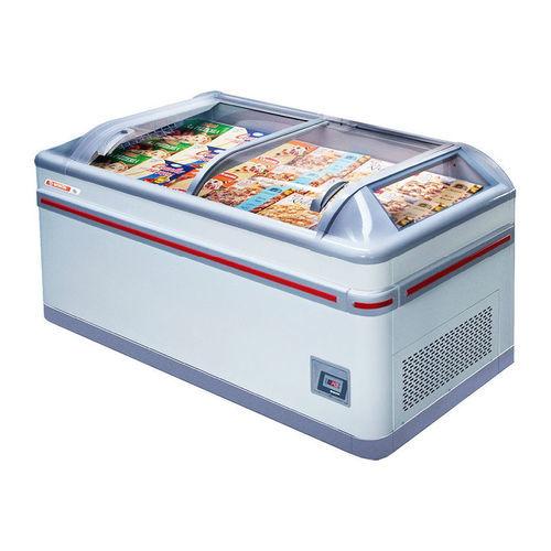 Морозильный ларь-бонета Ариада LU 185 (торец)