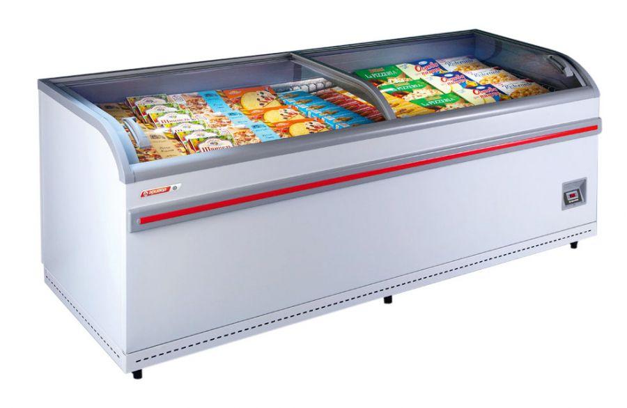 Морозильный ларь-бонета Ариада LU 210