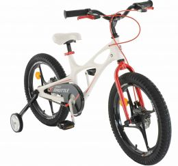 Велосипед детский Royal Baby Space Shuttle 18 White 2021