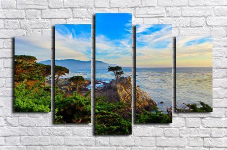 Модульная картина Пейзажи и природа 95