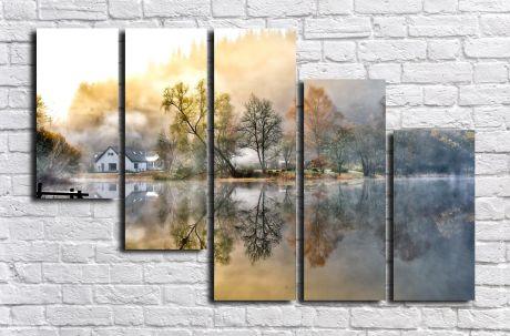 Модульная картина Пейзажи и природа 138