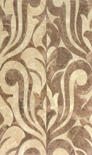 Saloni brown decor 01