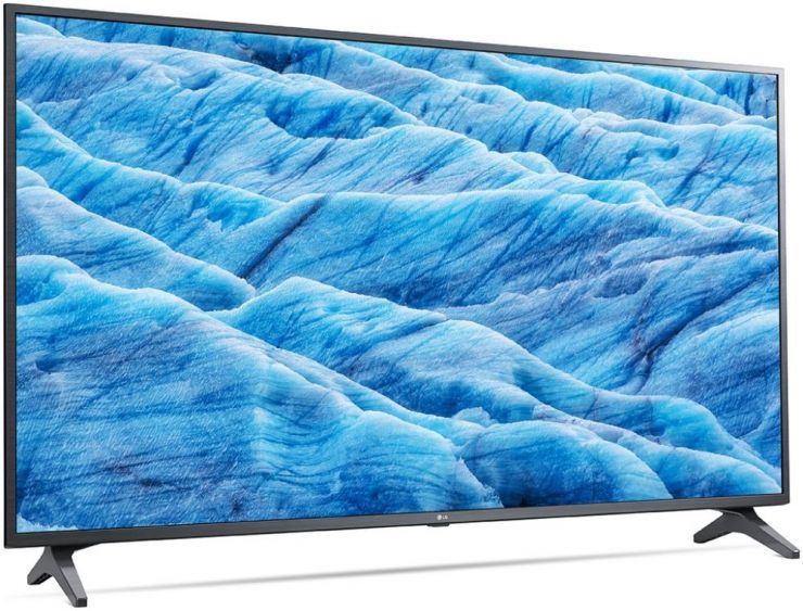 "Телевизор 50"" LG LED 50UM7300: SmartTV, 4K UHD, 178°/178°, PMI 1600Hz, DVB-T/T2/"