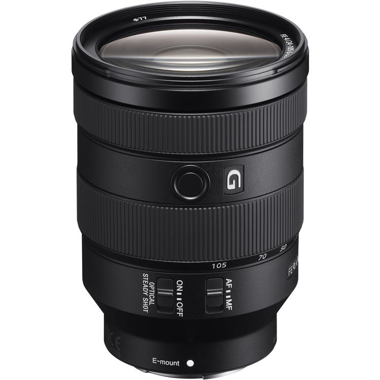 SONY SEL 24 -105 MM F4 G OSS