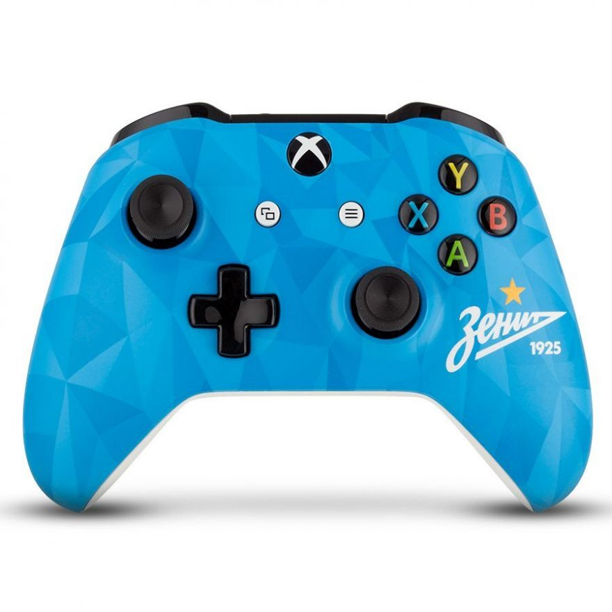 Геймпад Microsoft Xbox One Wireless Controller FC Zenit