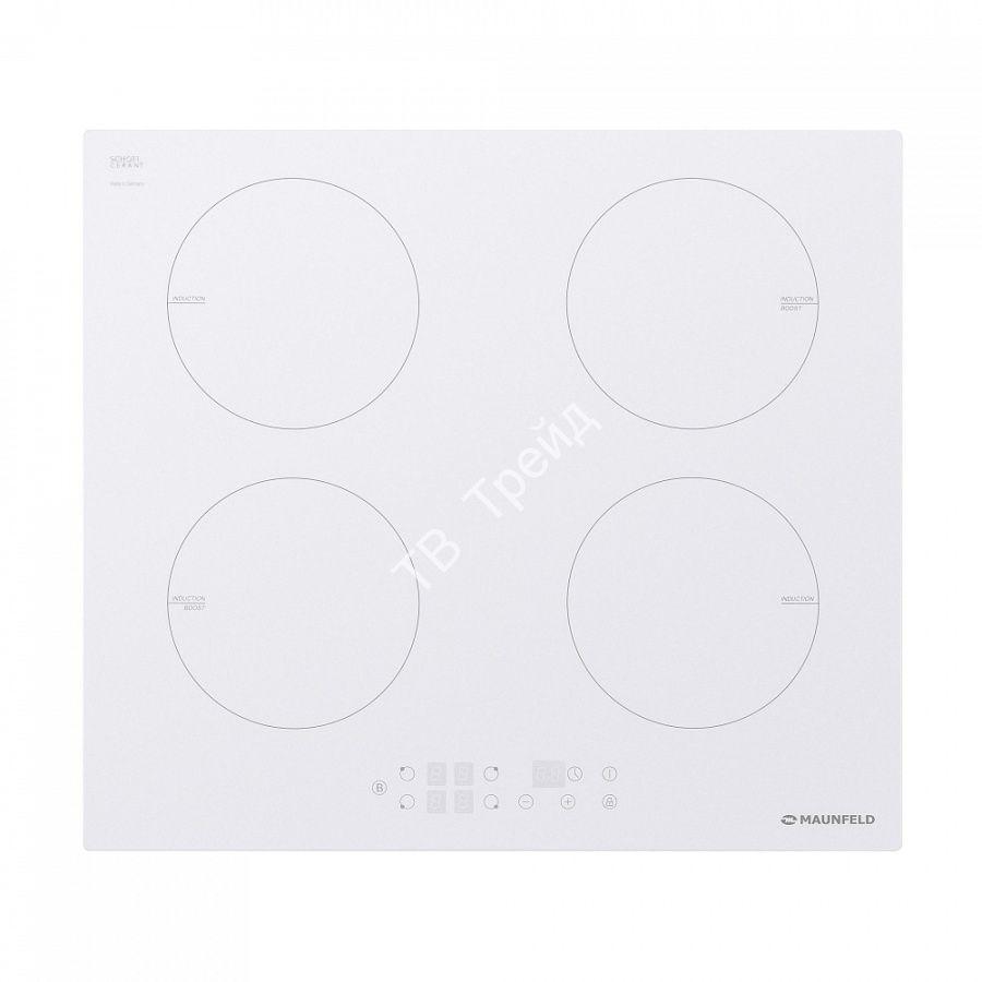 Индукционная панель MAUNFELD EVI.594-WH белый